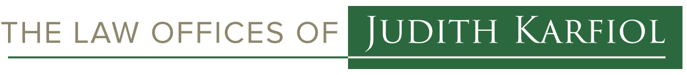 The Law Offices of Judith Karfiol